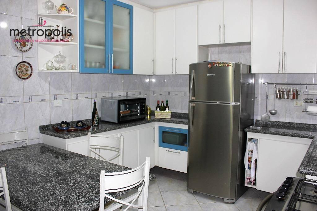 Sobrado residencial à venda, Barcelona, São Caetano do Sul -