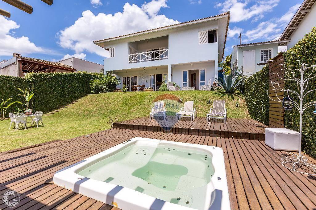 Casa com 4 dormitórios à venda, 399 m² por R$ 979.000,00 - Parque das Garças - Atibaia/SP