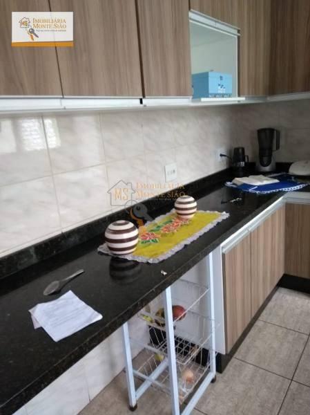 Casa com 2 dormitórios, 62 m² - Vila São João Batista - Guarulhos/SP