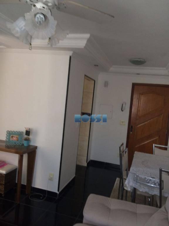 Apartamento residencial à venda, Vila Marari, São Paulo.