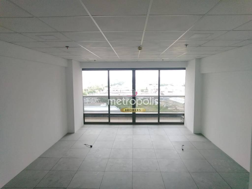 Sala para alugar, 43 m² por R$ 2.000,00/mês - Cerâmica - São Caetano do Sul/SP
