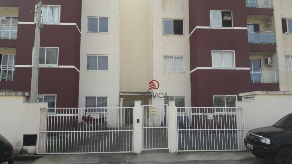 Apartamento com 2 quartos no São Cristóvão em Barra Velha - SC