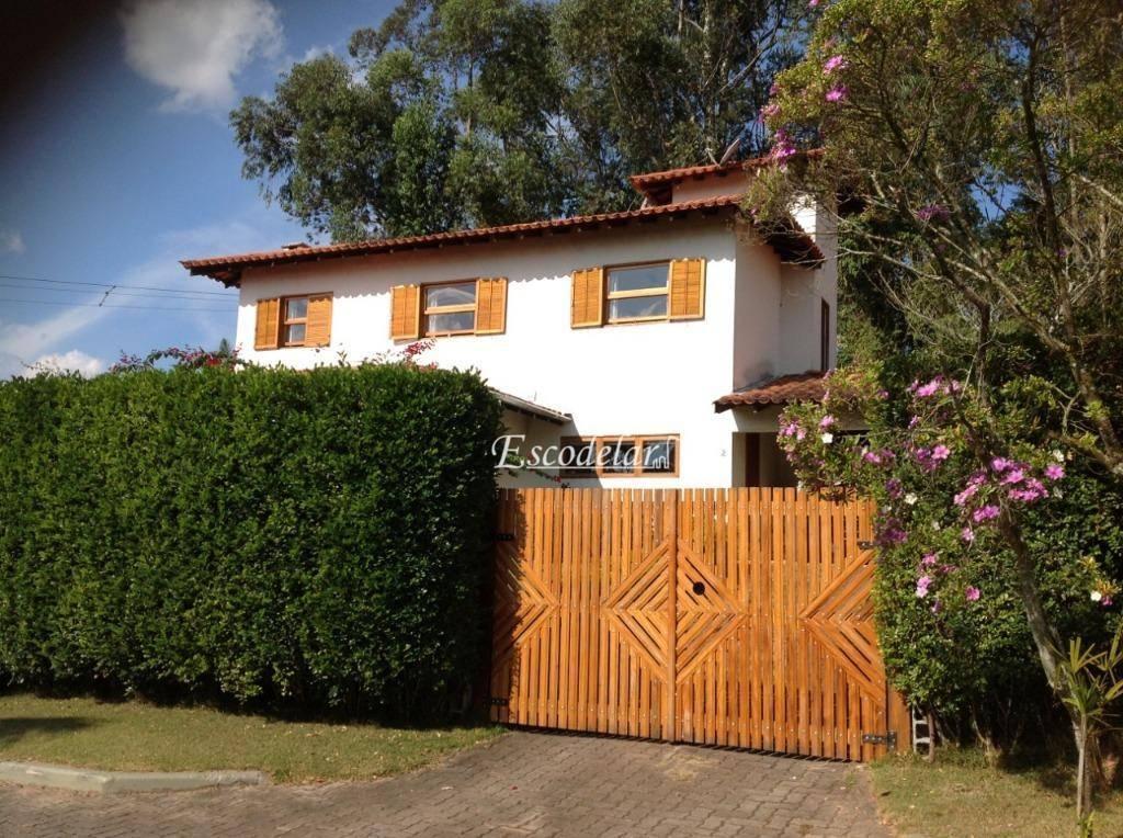 Casa com 3 dormitórios para alugar, 270 m² por R$ 5.000/mês - Chácara do Refúgio - Carapicuíba/SP