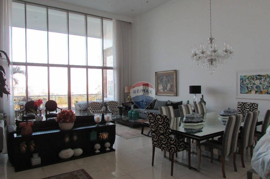 Apartamento com quartos para Alugar, 370 m²