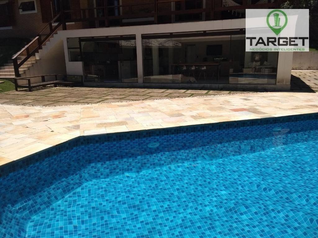 Casa com 4 dormitórios para alugar por R$ 6.000,00/mês - Ressaca - Ibiúna/SP