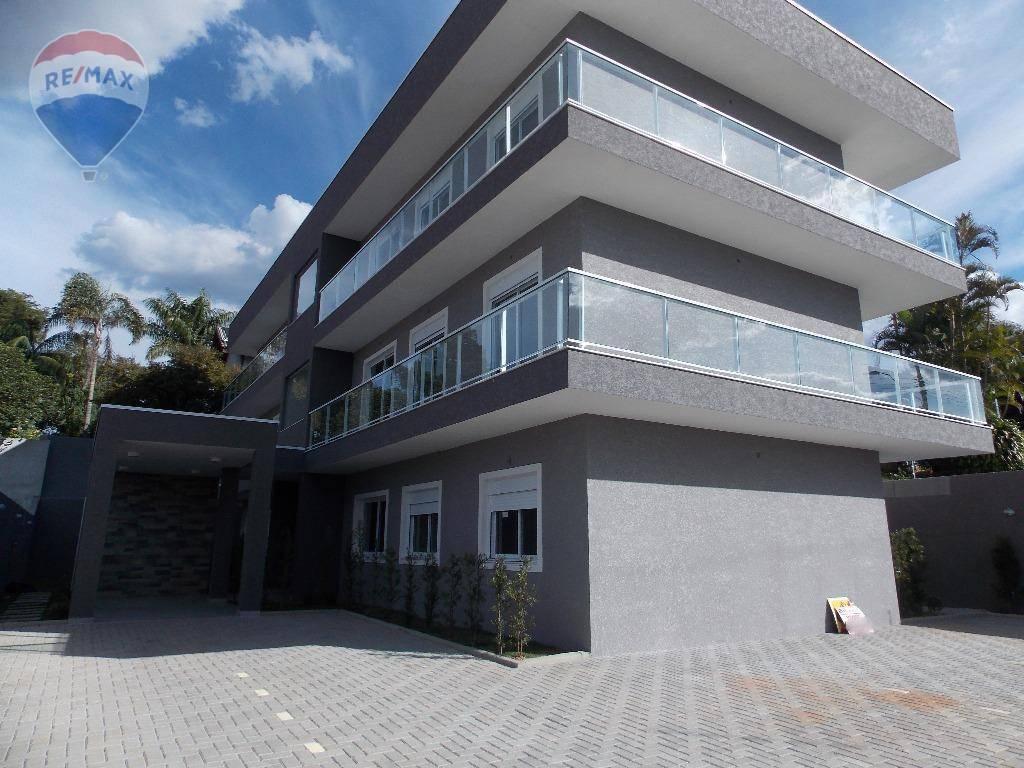 Apartamento residencial para locação, Vila Esperia Ou Giglio, Atibaia.
