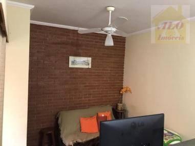 Apartamento à venda, 50 m² por R$ 140.000,00 - Estância Balneária de Itanhaém - Itanhaém/SP