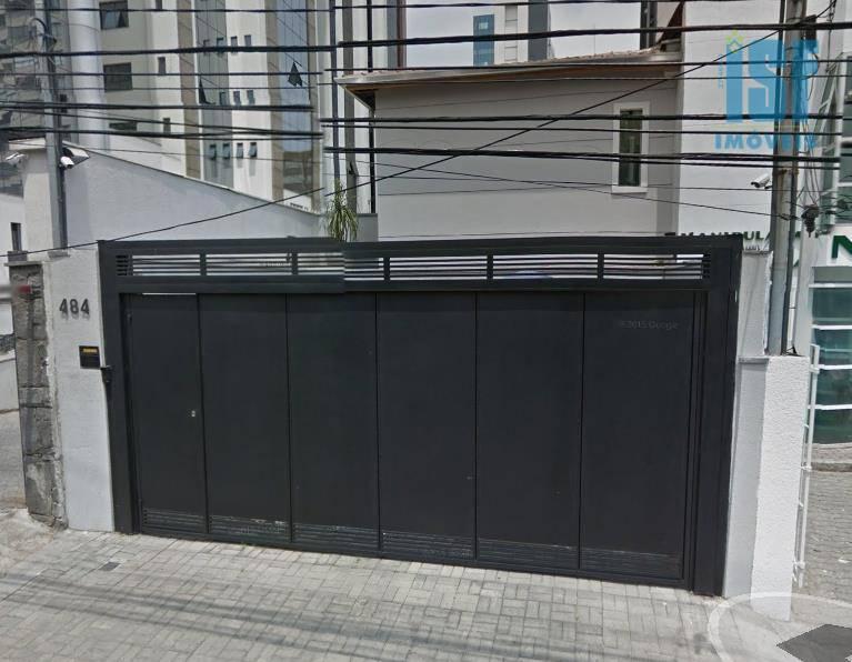 Sobrado residencial à venda, Campo Belo, São Paulo - SO2817.