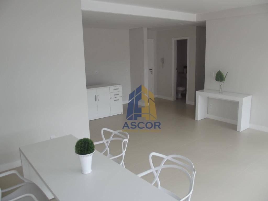 Apartamento com 2 suítes para alugar, por R$ 3.500/mês - Centro - Florianópolis/SC