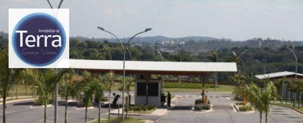 Terreno residencial à venda, Alphaville Granja Viana.