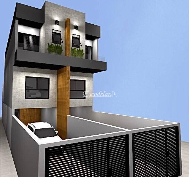 Sobrado com 2 dormitórios à venda, 87 m² por R$ 250.000,00 - Residencial Santo Antônio - Franco da Rocha/SP