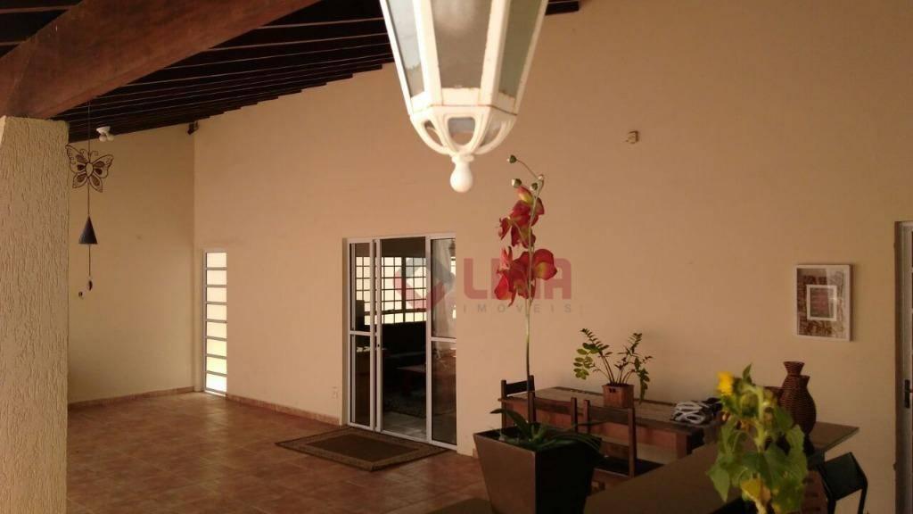 Casa residencial à venda, Parque Jardim Europa, Bauru.