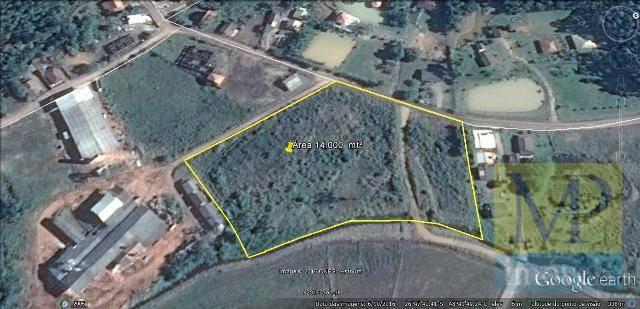Área à venda, 14000 m² por R$ 630.000 - Lagoa - Balneário Piçarras/SC