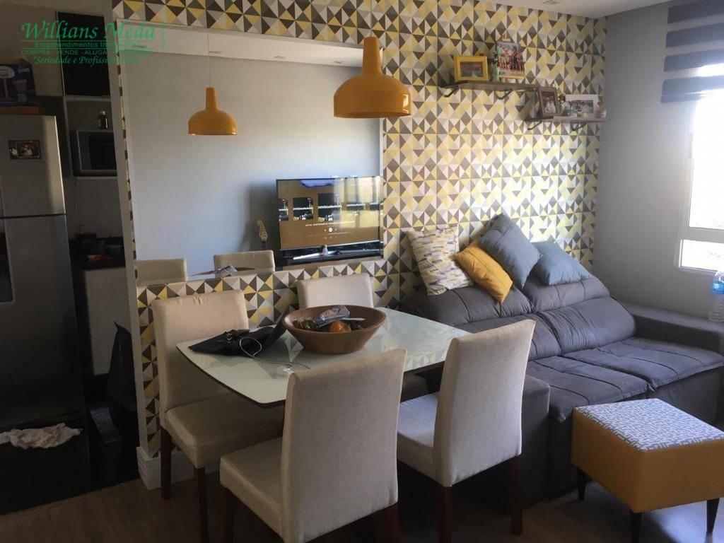 Apartamento à venda, 49 m² por R$ 249.900,00 - Vila Venditti - Guarulhos/SP