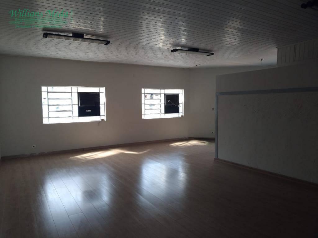 Sala para alugar, 80 m² por R$ 2.300/mês - Jardim Barbosa - Guarulhos/SP