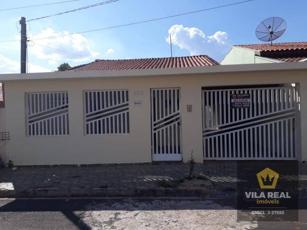 Casa com 2 dormitórios para alugar, 170 m² por R$ 1.000/mês