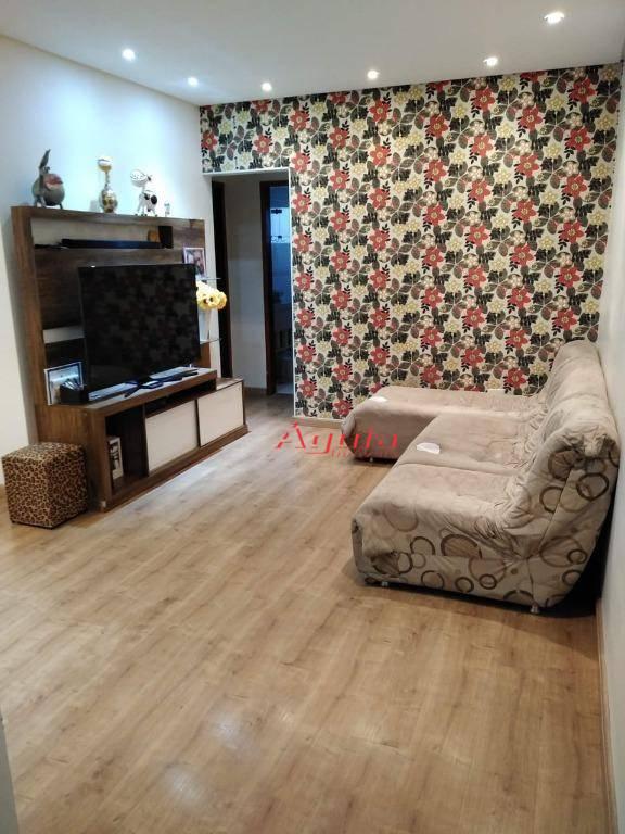 Cobertura com 2 dormitórios à venda, 65 m² por R$ 410.000 - Vila Metalúrgica - Santo André/SP