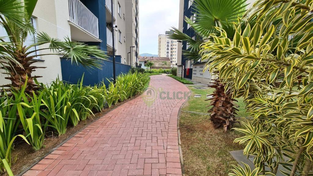 Apartamento Joinville Anita Garibaldi 2152146