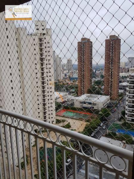 Apartamento Residencial à venda, Vila Lanzara, Guarulhos - .