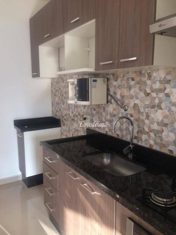 Apartamento com 2 dormitórios à venda, 62 m² - Vila Leonor - Guarulhos/SP
