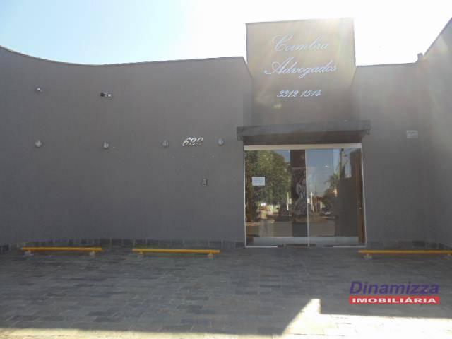 Sala  comercial para locação, Mercês, Uberaba.