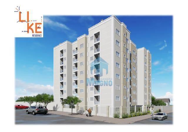 Apartamento residencial à venda, Claudete, Cascavel.