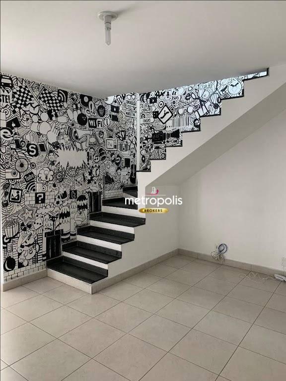 Prédio para alugar, 250 m² por R$ 6.500/mês - Santo Antônio - São Caetano do Sul/SP