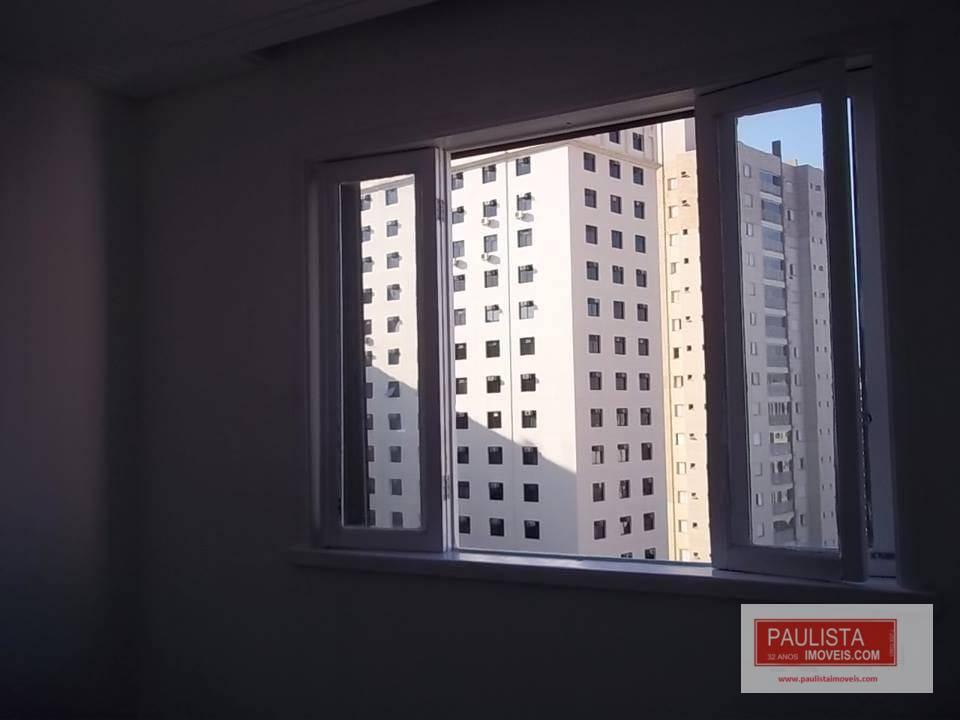 Apartamento com 1 dormitório à venda, 46 m²  - Perdizes - São Paulo/SP