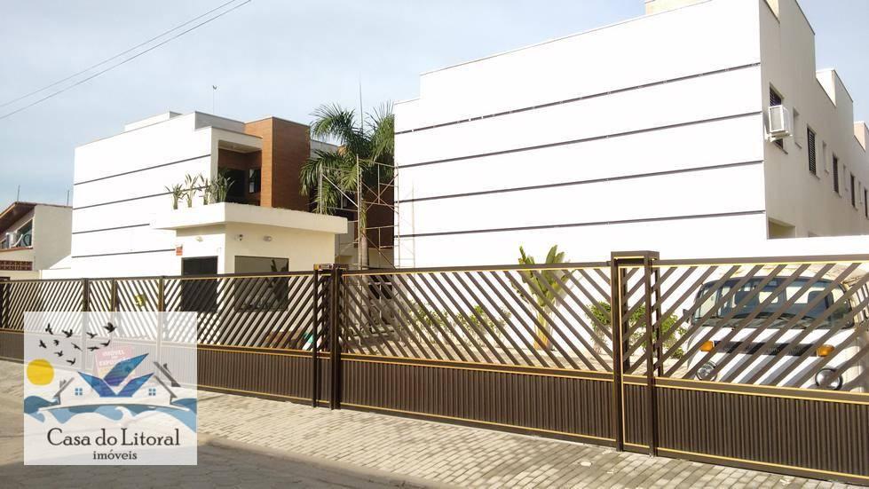Sobrado  residencial à venda, Vila Anchieta, Itanhaém.