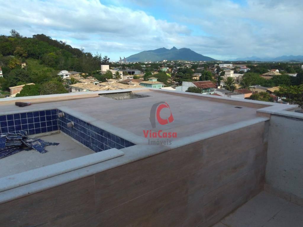 Cobertura em Costazul  -  Rio das Ostras - RJ