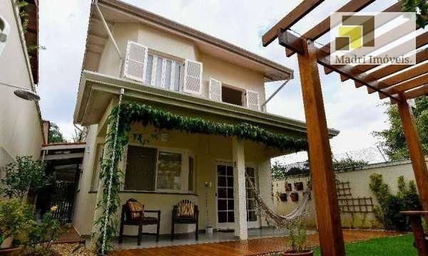 Sobrado com 3 dormitórios à venda, 170 m² por R$ 995.000 - Granja Viana - Cotia/SP