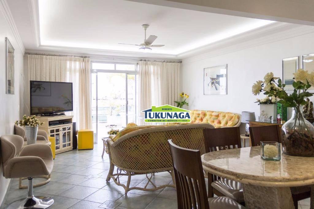 Cobertura à venda Praia  Da Enseada, Jardim Três Marias, Guarujá - CO0020.