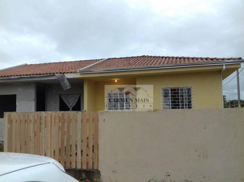 Casa residencial à venda, Coroados, Guaratuba.