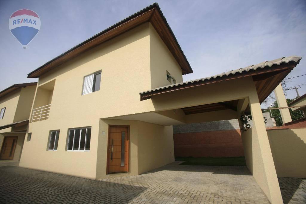Casa com 3 dormitórios para alugar por R$ 2.900,00/mês - Nova Gardênia - Atibaia/SP
