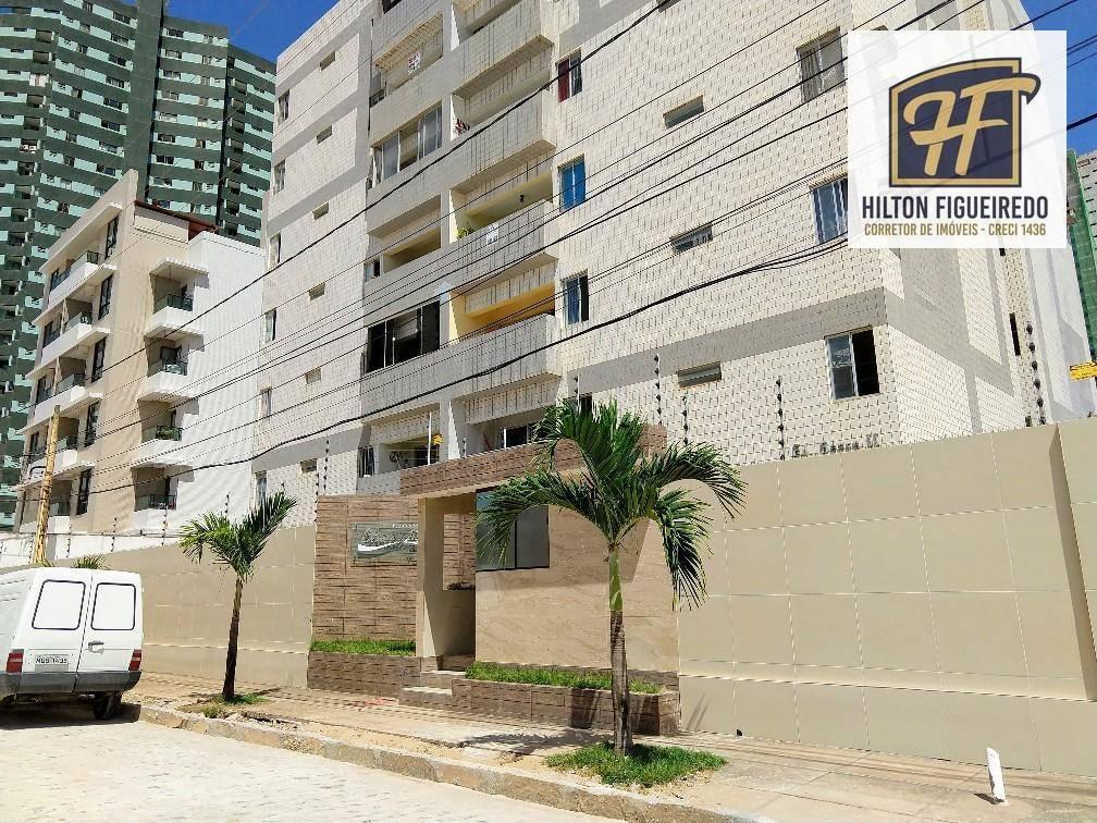 Apartamento com 3 dormitórios à venda, 84 m² por R$ 180.000 - Aeroclube - João Pessoa/PB