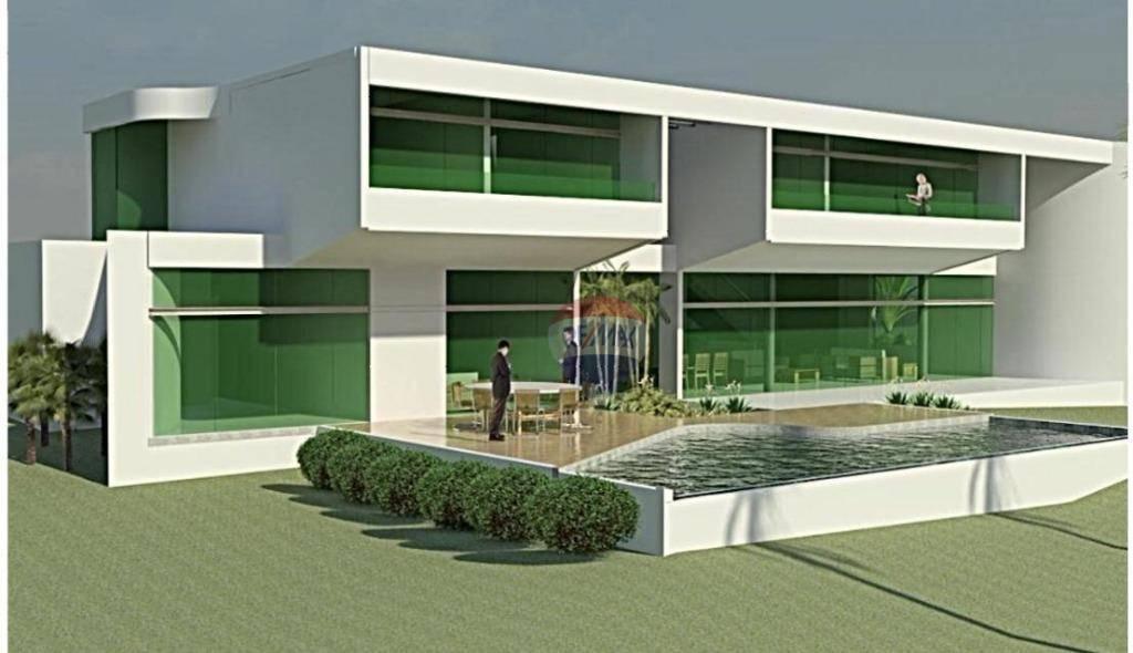 Casa com 5 dormitórios à venda, 730 m² por R$ 2.500.000