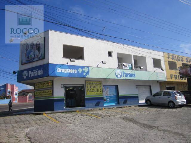 Sala  comercial para locação, São Pedro, São José dos Pinhai