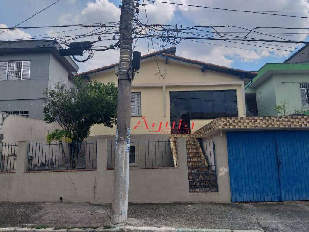 Casa com 2 dormitórios à venda, 150 m² por R$ 330.000 - Parque Novo Oratório - Santo André/SP