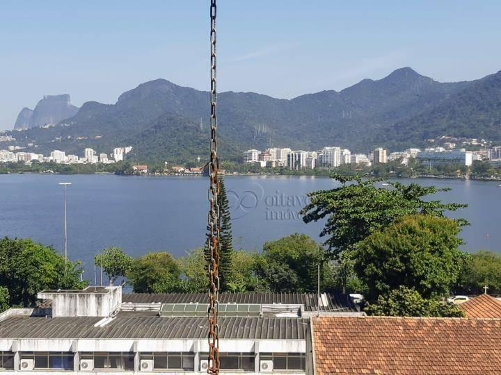Cobertura em Lagoa  -  Rio de Janeiro - RJ