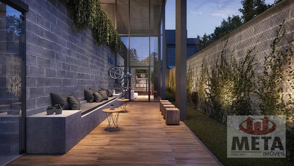 Apartamento com 2 Dormitórios à venda, 65 m² por R$ 455.692,99