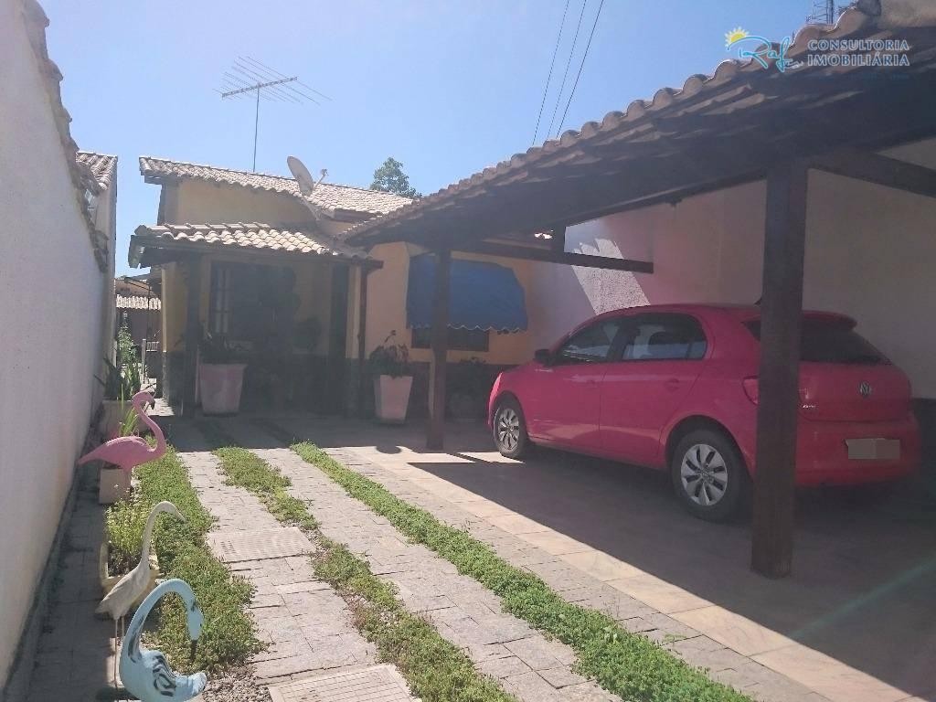 Casa residencial à venda, Barroco (Itaipuaçu), Maricá - CA0282.