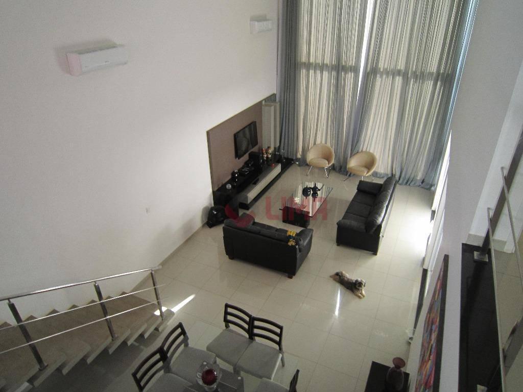 Casa residencial à venda, Chácaras Odete, Bauru.