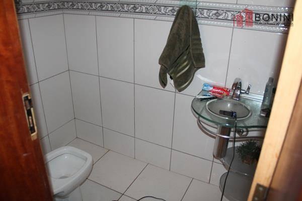 Casa 3 Dorm, Parque Nova Carioba, Americana (SO0103) - Foto 7