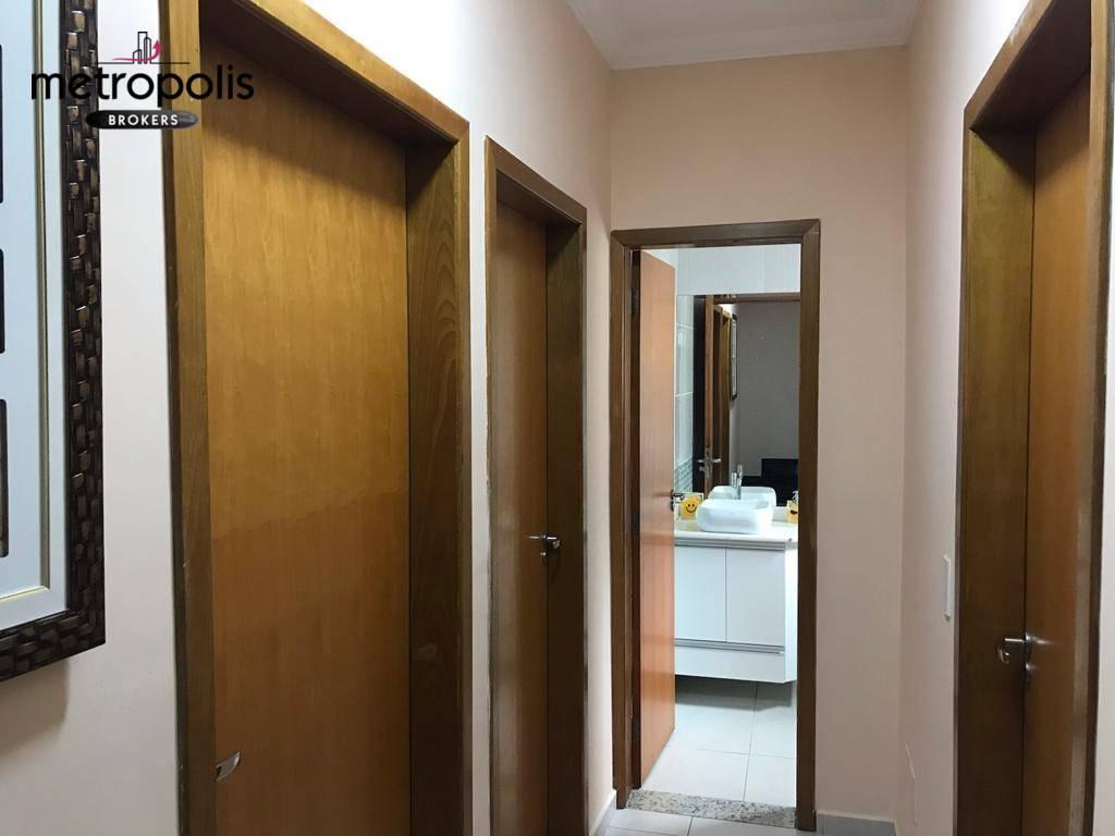 Casa com 3 dormitórios à venda, 85 m² por R$ 590.000 - Jardi