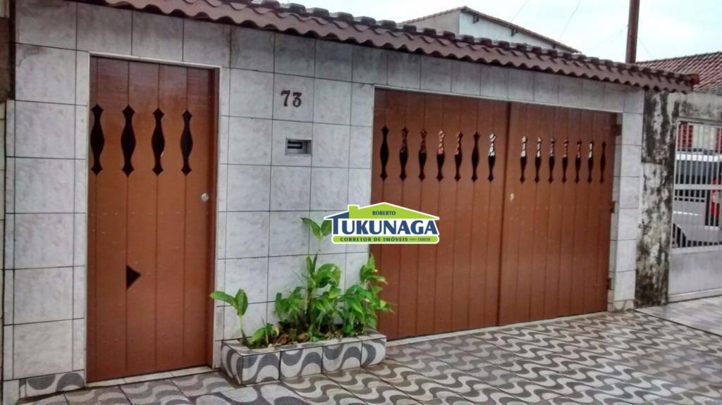 Casa residencial à venda...Vila Mirim- Praia Grande