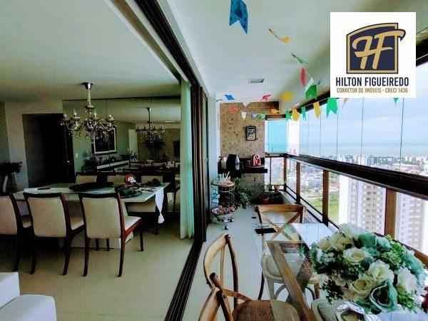 Apartamento com 4 dormitórios à venda, 110 m² por R$ 800.000,00 - Bessa - João Pessoa/PB