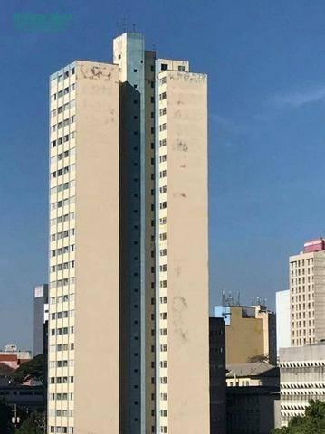 Apartamento com 1 dormitório à venda, 62 m² por R$ 190.000 - Centro - Guarulhos/SP