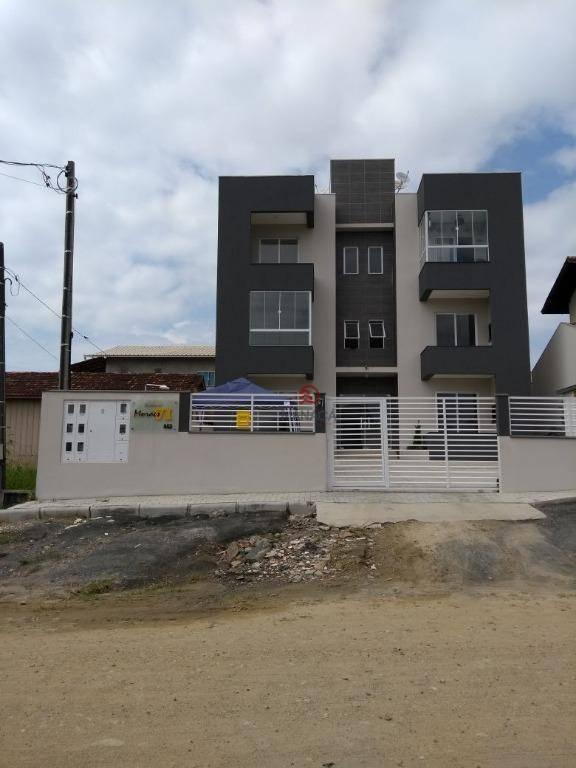 Apartamento residencial à venda, Itajubá II, Barra Velha.