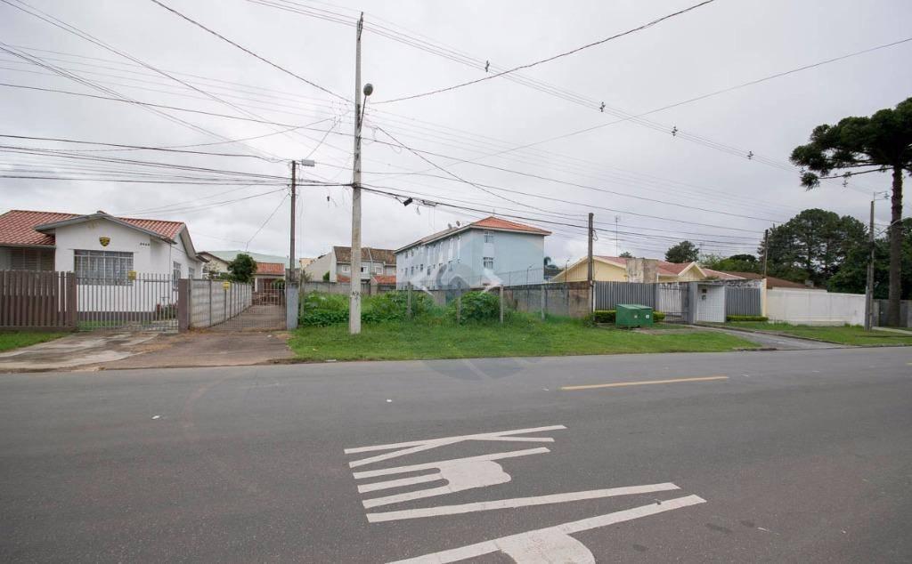 Terreno comercial para locação, Boqueirão, Curitiba - TE0002