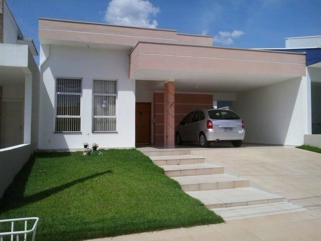 Casa 3 Dorm, Condomínio Campos do Conde, Paulinia (CA1501) - Foto 2